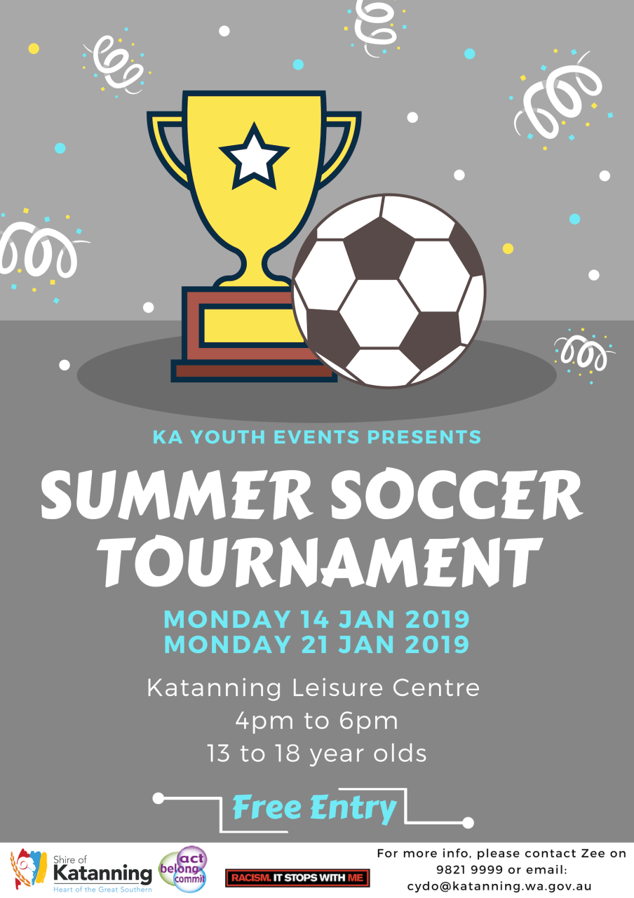 Events » Shire of Katanning