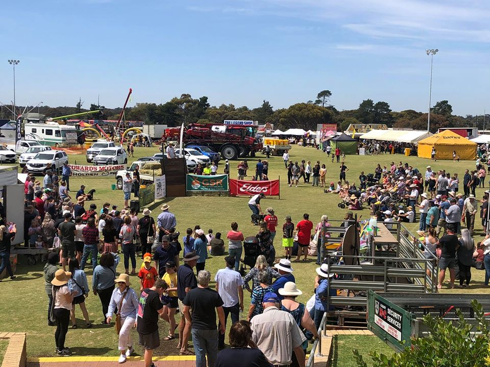 WAMMCO International 129th Katanning Agricultural Show