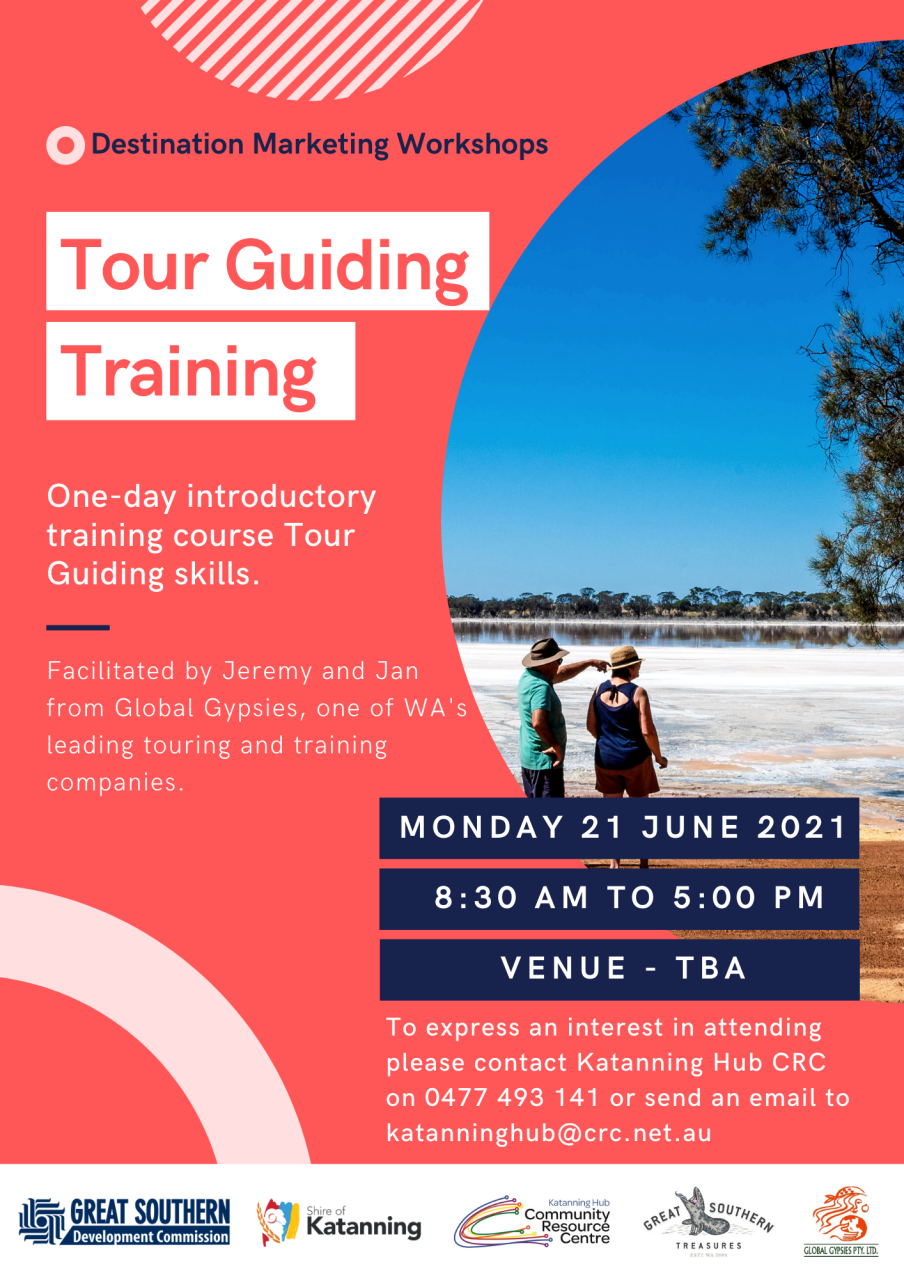 Tour Guide Training