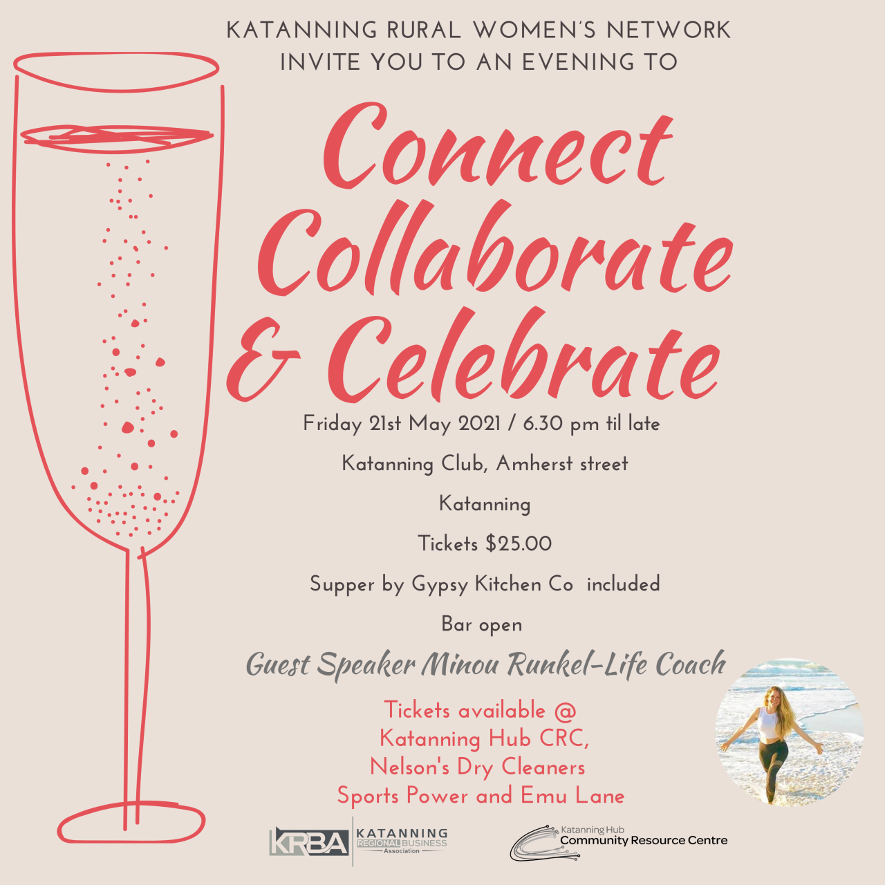 Katanning Rural Women's Network:  Connect, Collaborate & Celebrate